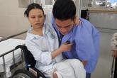 Người mẹ ở Tuyên Quang bị liệt sau khi sinh mổ lại phải tiếp tục vào viện điều trị