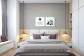 Thiết kế nội thất phù hợp giúp cho căn hộ 54m² có tổng chi phí 145 triệu đồng