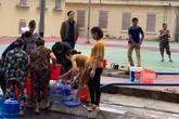Viwasupco khẳng định nước đã sạch nhưng người dân nhiều nơi ở Hà Nội vẫn không dám sử dụng để ăn uống