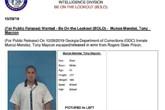 Cảnh sát thả nhầm tội phạm hiếp dâm trẻ em