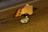 Băng qua đường, hai bà cháu bị xe khách tông tử vong