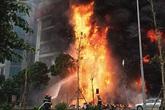 Mỗi ngày trung bình nước ta xảy ra 9 vụ cháy, thiệt hại khoảng 4,4 tỷ đồng