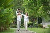 Vui chơi với thiên nhiên: đặc quyền cho trẻ nhỏ tại Aqua City