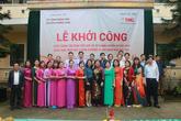 TNG Holdings VietNam tài trợ 7,5 tỉ đồng xây trường học tại Hà Tĩnh