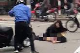 Quyết định tạm giữ hình sự nữ tài xế xe Mercedes GLC 250 gây tai nạn kinh hoàng tại Hà Nội
