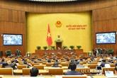 Quốc hội họp phiên bế mạc Kỳ họp thứ 8, Quốc hội khóa XIV
