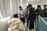 Cứu sống 18 thuyền viên trên tàu hàng nước ngoài gặp sự cố tại biển Hà Tĩnh