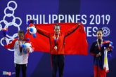 Philippines xin lỗi Việt Nam vì không có quốc kỳ trong lễ trao giải