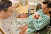 Cặp song sinh mới chào đời vô cùng đáng yêu của MC Thành Trung