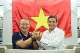 """Mối thâm tình đặc biệt của hai """"thuyền trưởng"""" cùng đem vinh quang về cho bóng đá Việt"""
