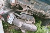 Tai nạn thương tâm: Thầy giáo bị xe ô tô tải đâm tử vong trên đường đi dạy