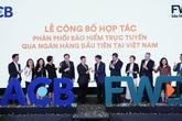 """FWD """"bắt tay"""" ACB đã tạo nên thương vụ e-bancassurance đầu tiên tại Việt Nam"""