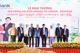 HDBank mở rộng mạng lưới ra nước ngoài