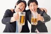 Học người Nhật bí quyết bảo vệ đại tràng khỏi bia rượu tất niên