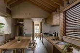 Ngôi nhà phố tạo dấu ấn đặc biệt với những tiểu cảnh thiết kế tinh tế đặc trưng của Nhật