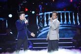 Lê Cường X-Factor hạnh phúc song ca cùng thần tượng Chế Linh