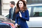 Kate diện váy 1.300 USD đón lãnh đạo thế giới