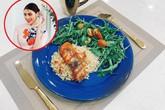 Bạn bè ngỡ ngàng vì khả năng nấu ăn ngon của Lan Khuê