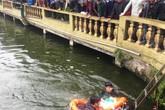 Nghệ An: Nghi say rượu, một người đàn ông ngã xuống hồ tử vong