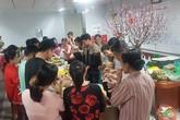 Xúc động bữa cơm tất niên của các gia đình bệnh nhi mắc teo mật bẩm sinh