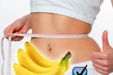 Chuối hỗ trợ giảm cân cực tốt, hãy áp dụng ngay vào thực đơn giảm cân của mình