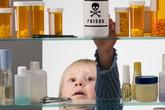 Ngoài bột thông cống, trẻ nhỏ còn dễ ăn nhầm phải những hóa chất nguy hiểm này