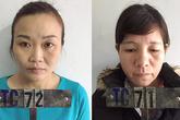 Nghệ An: Hai nữ quái bị bắt vì bán người sang Trung Quốc