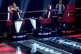 Tuấn Hưng phạm luật khi quay lại nhìn thí sinh trong vòng Giấu mặt 'Giọng hát Việt'?