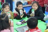 Hơn 87% học sinh đã đăng ký tham gia Chương trình Sữa học đường Hà Nội