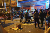 Hà Nội: Tai nạn liên hoàn trong đêm tại đường Láng khiến nữ công nhân môi trường tử vong