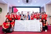 Sao Thái Dương và MANUP vinh dự lần thứ 6 nhận giải thưởng thương hiệu mạnh