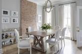 Những thiết kế phòng ăn nhỏ mà có võ cho gia đình luôn ấm cúng
