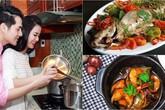 Đông Nhi giữ chân người yêu 10 năm bằng tài nấu ăn nhưng thực đơn mới nhất gây choáng