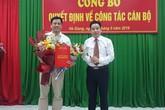 Hậu tiêu cực điểm thi THPT Quốc gia 2018, Hà Giang bổ nhiệm mới cán bộ Sở GD&ĐT