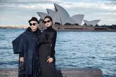 Tăng Thanh Hà và dàn mỹ nhân xem show Đỗ Mạnh Cường ở Australia