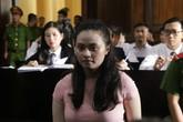"""Bất nhất lời khai của hot girl Ngọc Miu chuyện """"cất hộ"""" ma túy cho Văn Kính Dương"""