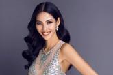 Hoàng Thùy: Gái quê da bọc xương 44kg lột xác gợi cảm thành đại diện nhan sắc Việt tại Miss Universe 2019