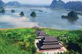 Diễm Quỳnh tiết lộ lý do chọn chùa Tam Chúc để tổ chức Đại lộ di sản