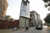 Bất ngờ khó tin với những căn nhà rộng 1-2m2 giữa lòng Hà Nội