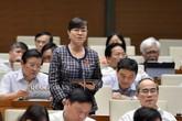 """ĐBQH Nguyễn Thị Quyết Tâm xót xa: """"Có nhiều công nhân cả chục năm không về thăm gia đình"""""""