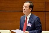 """Bộ trưởng Bộ Xây dựng Phạm Hồng Hà nói gì về cán bộ thanh tra đòi """"chung chi"""" ở Vĩnh Phúc?"""
