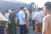 Hà Tĩnh: Va chạm với xe đầu kéo, cụ ông 71 tuổi tử vong tại chỗ