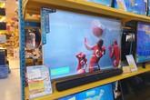 Siêu thị Điện Máy Xanh đang bán tivi Asanzo chính hãng được sản xuất tại Việt Nam?