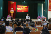 Hà Nam: Truyền thông đưa Chương trình sức khỏe Việt Nam vào cuộc sống
