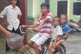 Nghệ An: Sợ bố mẹ mắng vì bỏ đi chơi, 3 đứa trẻ dựng chuyện bị bắt cóc
