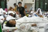 Diễn biến mới vụ bà cụ bị chó dữ tấn công phải nhập viện ở Hà Nội