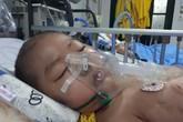 Xót xa bé trai 8 tuổi mắc u não đang cần tiền điều trị