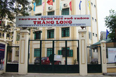 Hiệu trưởng THPT Thăng Long: 'Nhiều người tiếc nuối khi không đăng ký vào trường'