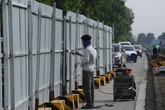 Hà Nội: Rào chắn nhiều tuyến đường phục vụ thi công đường đua F1