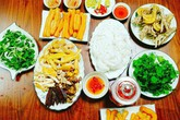 Những mâm cơm nấu trong một tiếng của Kiwi Ngô Mai Trang